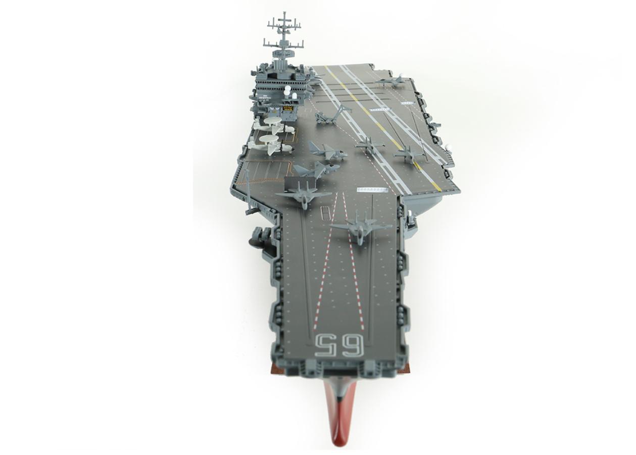 FORCES OF VALOR 1//700 USS ENTERPRISE AIRCRAFT CARRIER CVN-65 FV-861007A